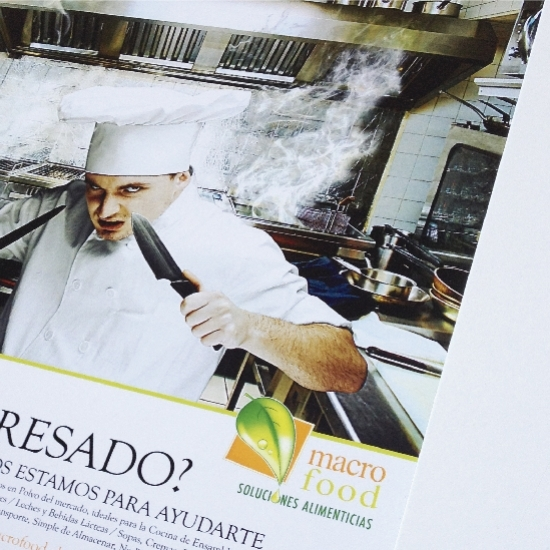 Campaña Macro Food
